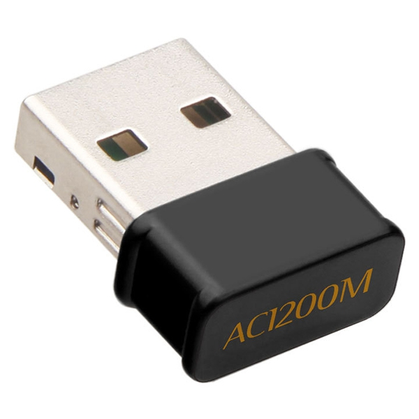 AC 1200MBPS DUAL BAND WIRELESS USB3.0 ADAPTER WIFI RECEIVER