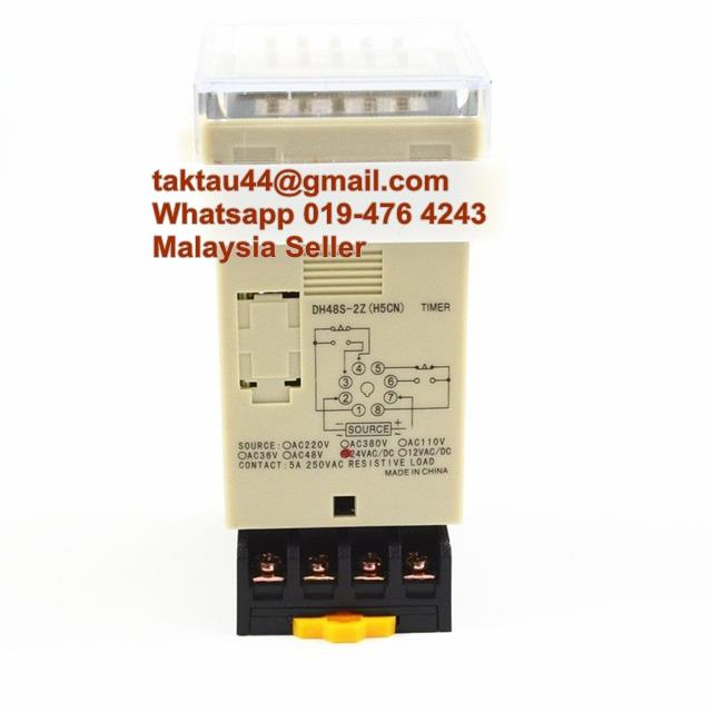 Off Delay Relay Wiring Dh S S on
