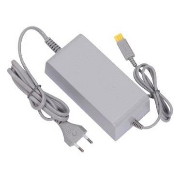 AC Adapter Power Supply For Nintendo Wii U Console (EU)