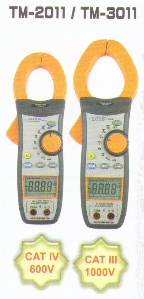 AC Clamp Meter 660A (TM2011)