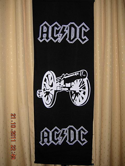 AC/DC ACDC BANNER FLAG