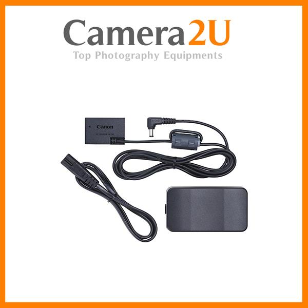 AC Power Adapter ACK-E18 Direct Power for Canon EOS 750D 760D