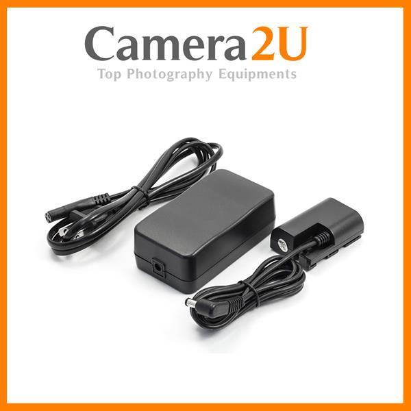 AC Power Adapter Direct Power for Canon EOS 70D 60D 6D
