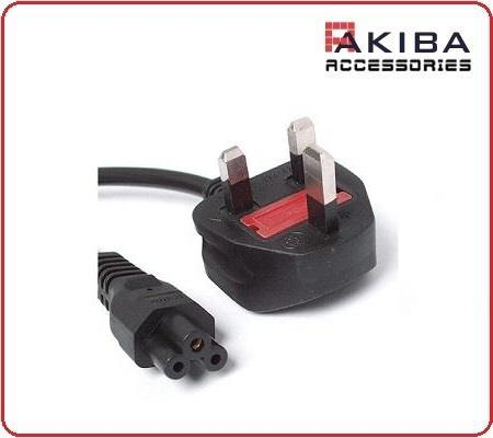 AC Power Cable Cord C5 Malaysia 3pin 1.8m
