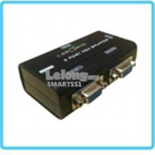 AC. SAROWIN SPLITTER 1P IN TO 2P OUT VIDEO VGA V350M0102