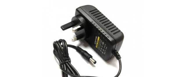 AC to DC Power Supply Adapter 12V 2A