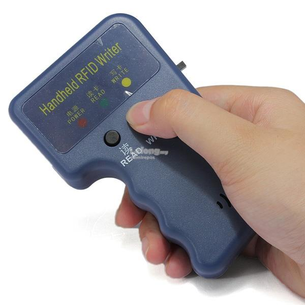 Access card copier duplicator ID 125khz RFID card duplicate copy