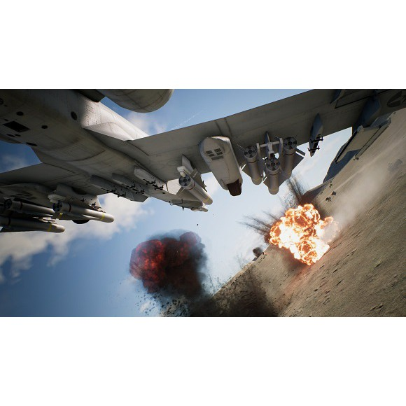 Ace Combat 7 Skies Unknown - Offline PC Game with DVD