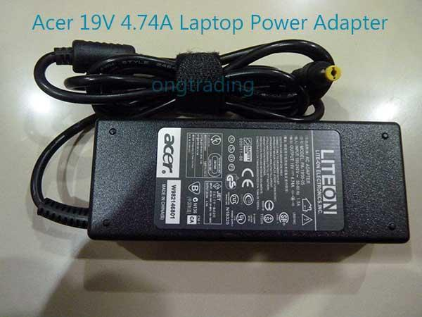 ACER 19V-4.74A AC Adapter Laptop Charger High Quality