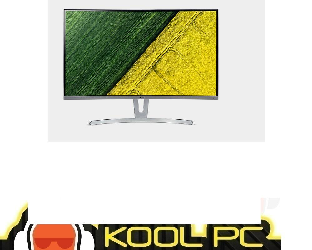 Acer 31.5'' ED322Q Curve Monitor- 4 ms, 60Hz, 1920x1080