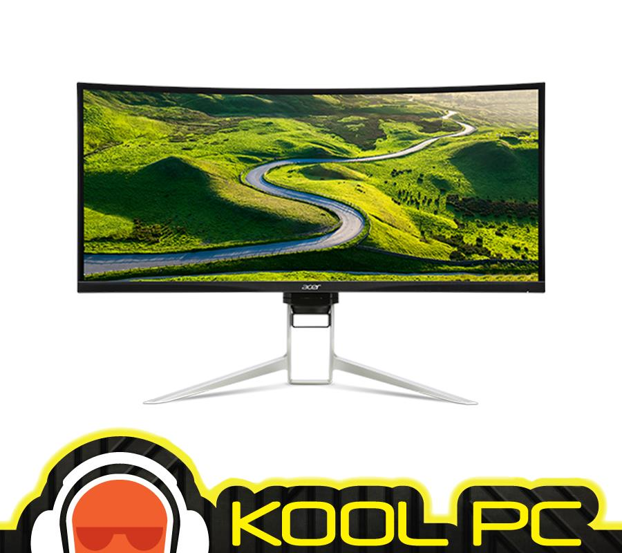 "* ACER 34"" XR342CK FREESYNC IPS CURVED MONITOR"