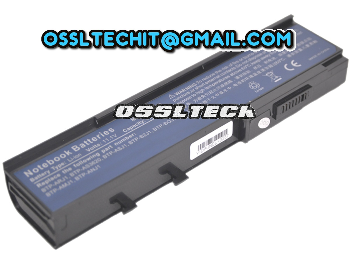 ACER 3620 5540 3640 3050 3610 3628 3670 2920 3623 3686 Laptop Battery
