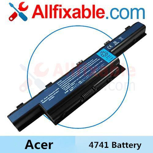 Acer 4741 TravelMate 7750 8472 8473 8572 8573 P243 P253 P273 Battery