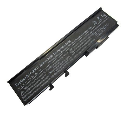 Acer ARJ1 Notebook Aspire 3620/5550 11.1v 4400mAh Laptop Battery