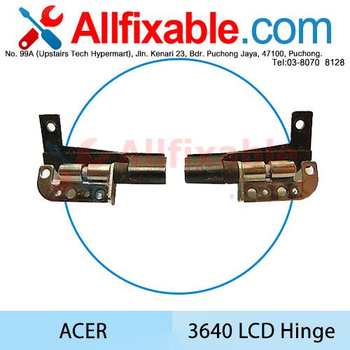 Acer Aspire 3620 3640 3680 5550 5560 5570 5580 Notebook Laptop Hinge