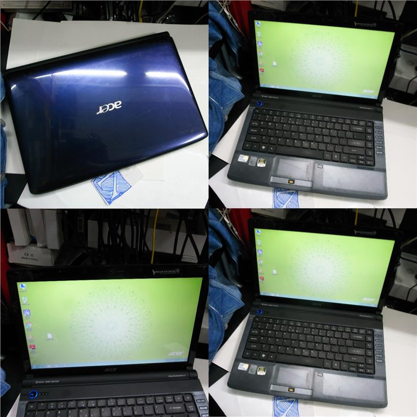 Acer Aspire 4736G 2.53GHz 4GB 500GB Nvidia 14 Inch Notebook Rm620