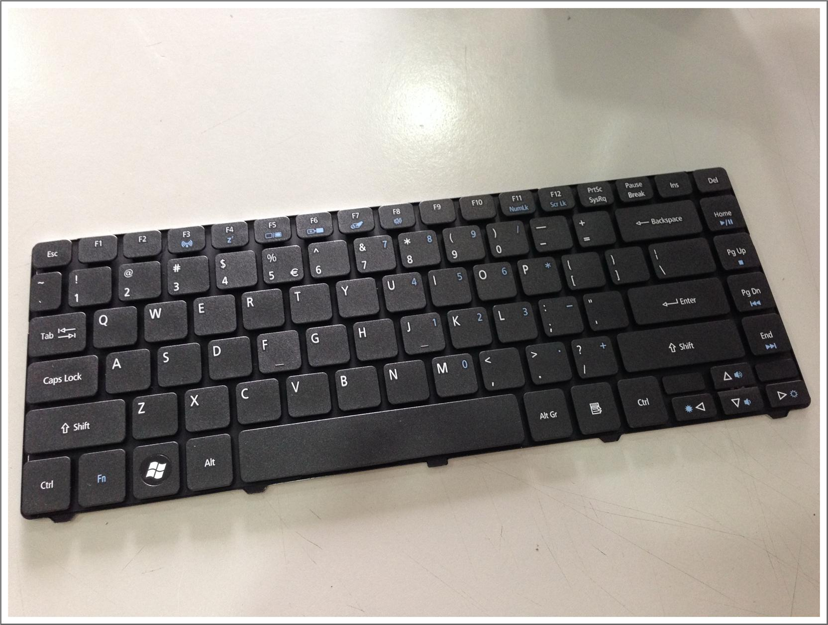Acer Aspire 4736ZG 3810T 4741G 4552G 4750G 4743 Series Keyboard
