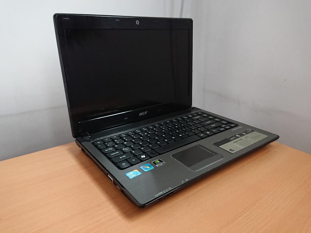 Acer Aspire 4741 Driver for Windows 10