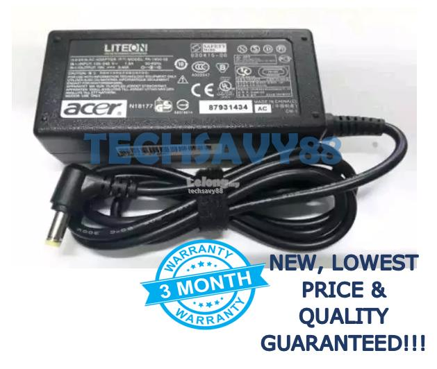 Acer Aspire 4743Z 5560 5517 5749Z 5732Z 5349 Power Adapter Charger