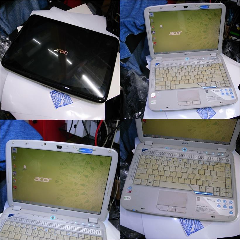 Acer Aspire 4920 2.2GHz 3GB 250GB 14 Inch Laptop Notebook Rm590