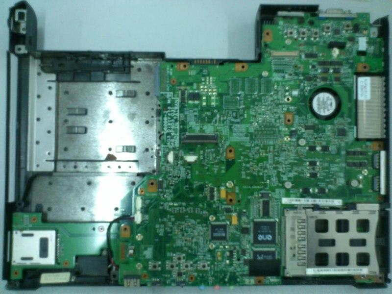 Acer Aspire 5550 Notebook Mainboard 170913
