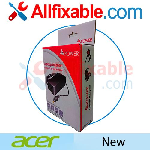 Acer Aspire 5734  5736 5738 5740 65w notebook laptop adapter charger
