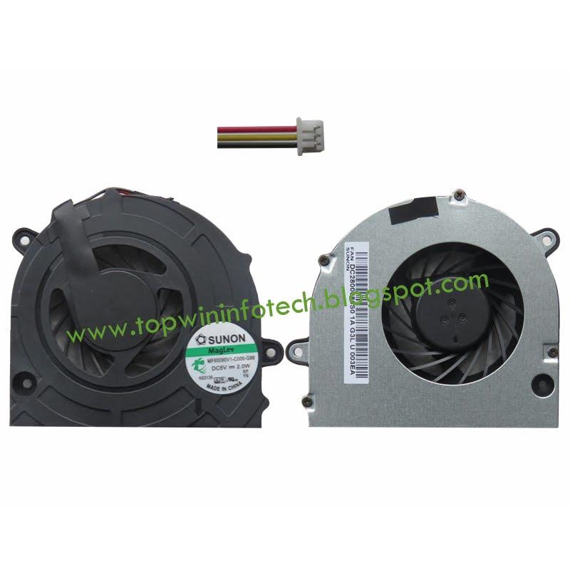 ACER ASPIRE 7739Z 7739Z-4439 4469 COOLING FAN