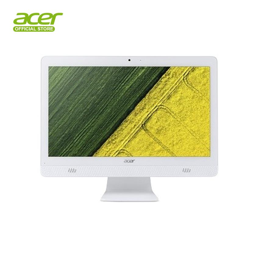 Acer Aspire AC20720-3710W10 ALL IN ONE Desktop-(Intel Pentium J3710)
