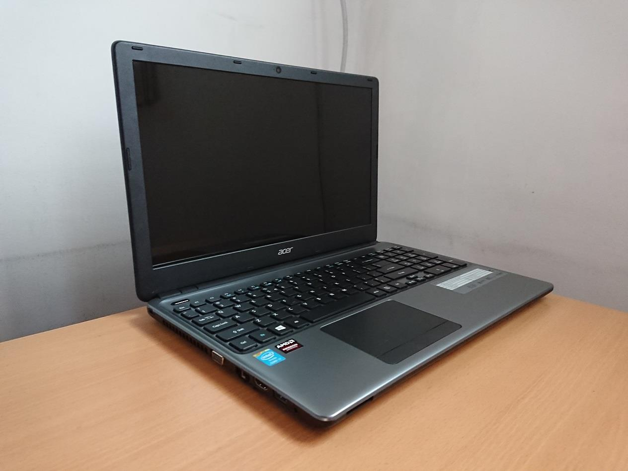 Acer Aspire E1-572G i7-4500U 4GB Ram 1TB HDD 2GB AMD Radeon R7. ‹ ›