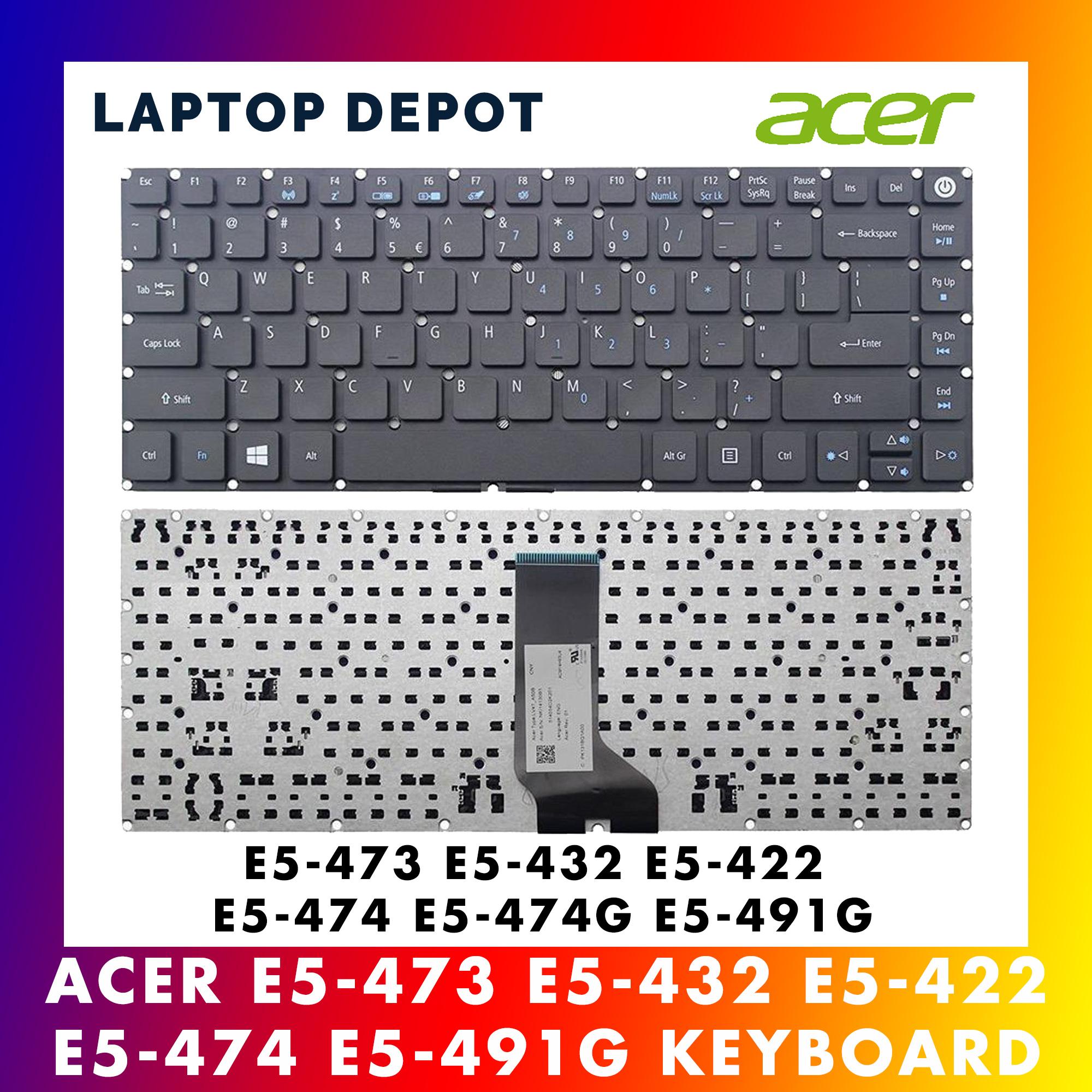 Acer Aspire E5-432G Driver for Windows 10