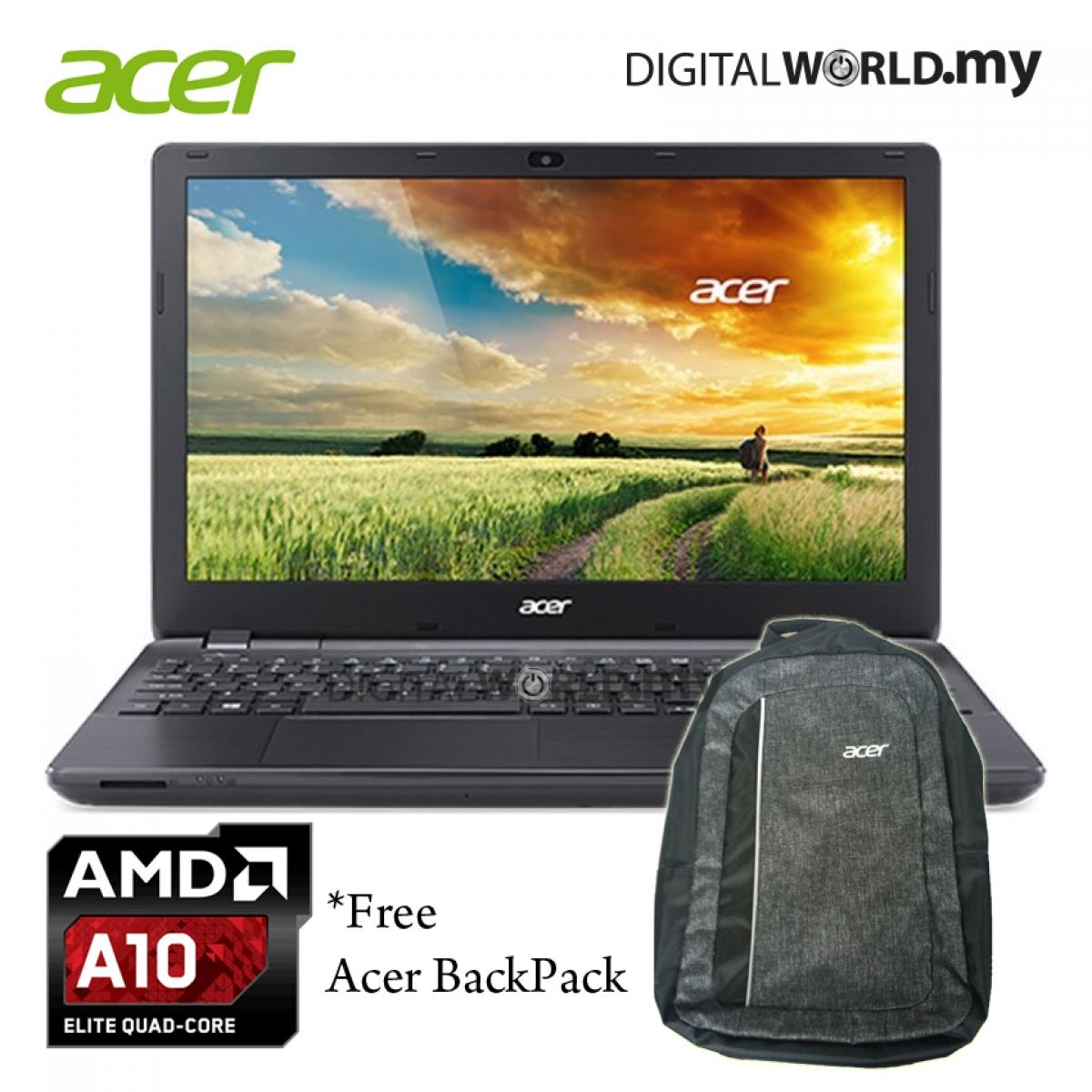 Acer Aspire E5-551G-T30H (AMD A10-7300/4GB/1TB. ‹ ›
