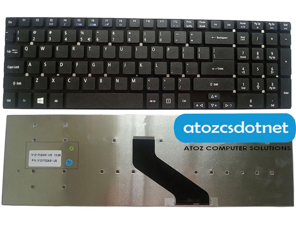Acer Aspire E5-731 E5-731G E5-571PG E5-572 E5-572G Laptop Keyboard