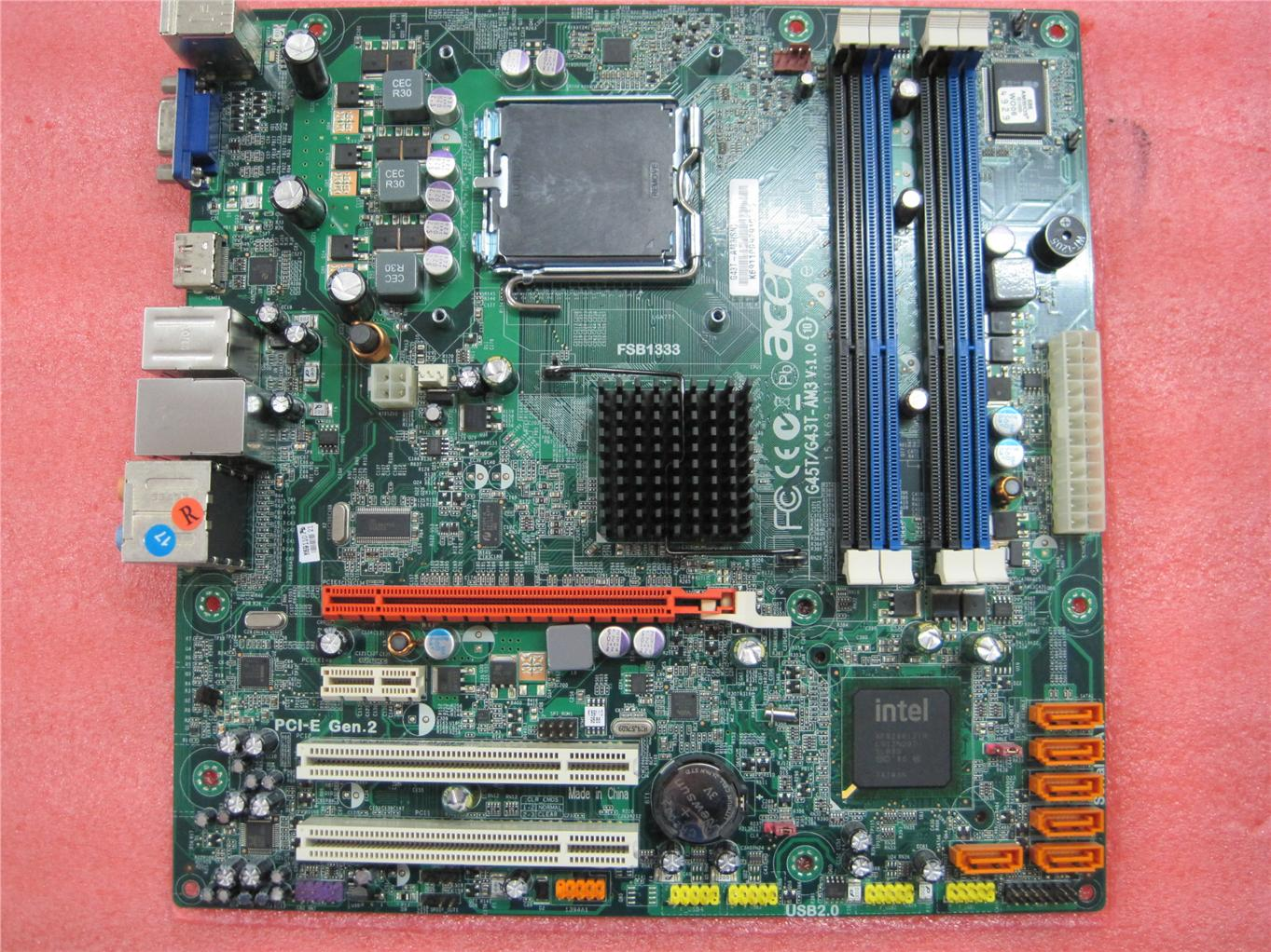 Acer Aspire M3800 Bios Update