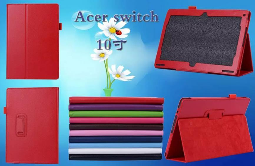 Acer Aspire Switch 10 SW5-011 Flip Case Cover Casing + Free SP
