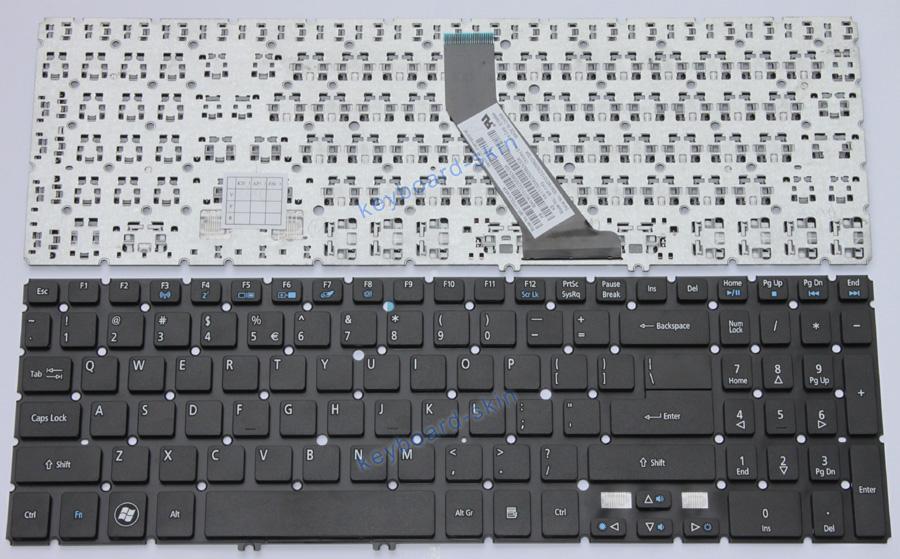 Acer Aspire V5-551 V5-551G V5-571G V5-571P Individual Keyboard Key Replacement