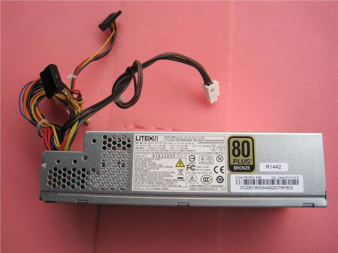 Acer Aspire X3990 X3995 220W Power Supply PSU PS-5221-9AB PS-5221-9