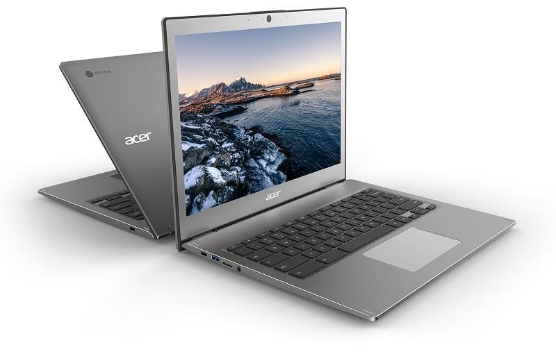 Acer Chromebook 13 CB713-1W-52KM Notebook (i5-8250U 8GB 32GB)