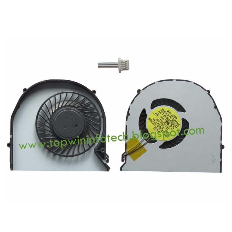 ACER E1-472G EC E1-470G 470 MS2372 MS2367 COOLING FAN