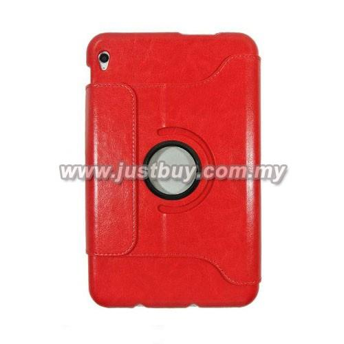 Acer Iconia W3 360 Degree Rotation Case - Red