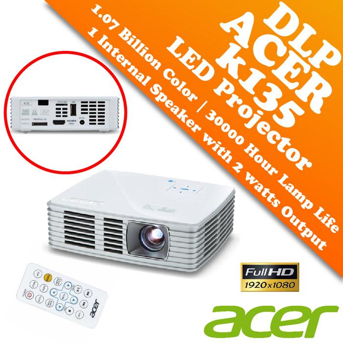 ACER K135 PROJECTOR WINDOWS XP DRIVER DOWNLOAD