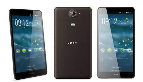 Acer Liquid X1 LTE 4G