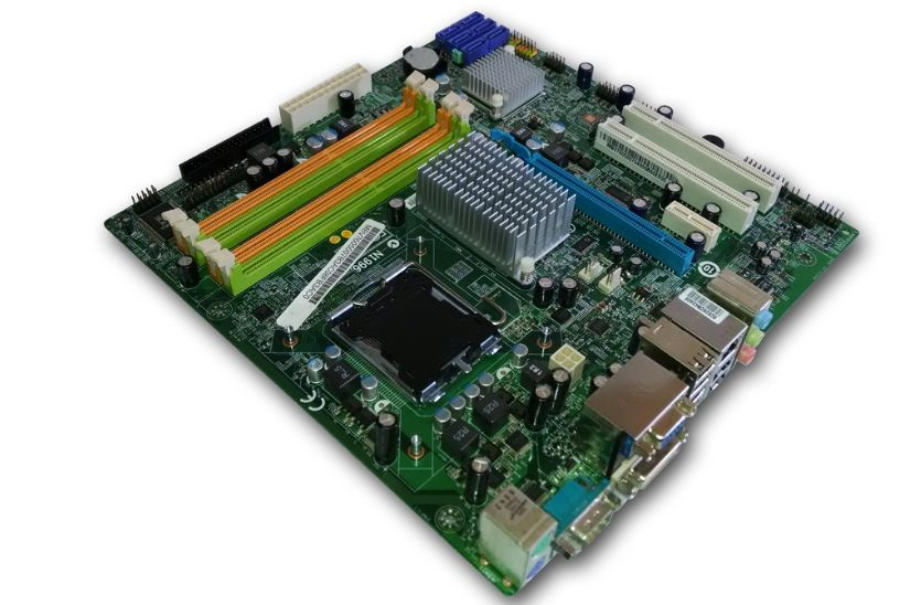 Acer MG43M MS-7607 G43 fully integrated support DDR3 with DVI 775 moth