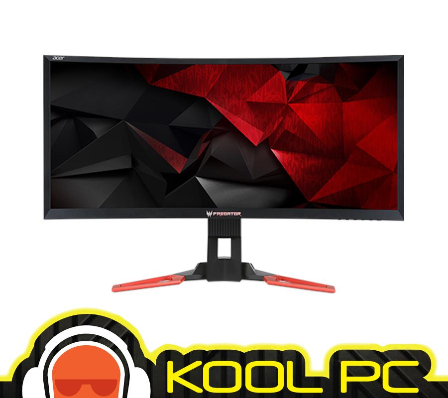 "* ACER Monitor LED PREDATOR VA CURVED 35"" Z35 WQHD HDMI / DP USB VESA"