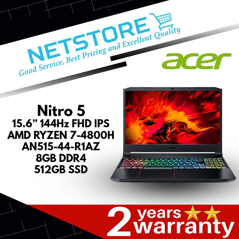 Acer Nitro 5 An515 44 R1az Ryzen 7 End 8 25 2021 12 59 Pm