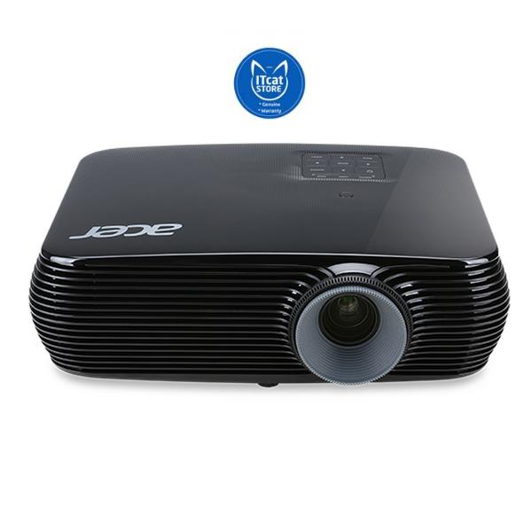 NEW ACER P1386W WXGA PROJECTOR 2YW + 1 YW BULB (MR.JMX11.005)