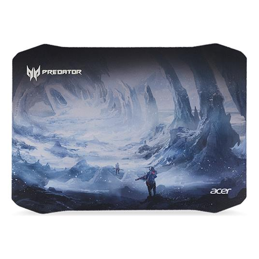 ACER PREDATOR GAMING MOUSEPAD M SIZE, ICE TUNNEL - NON SLIP, FABRIC