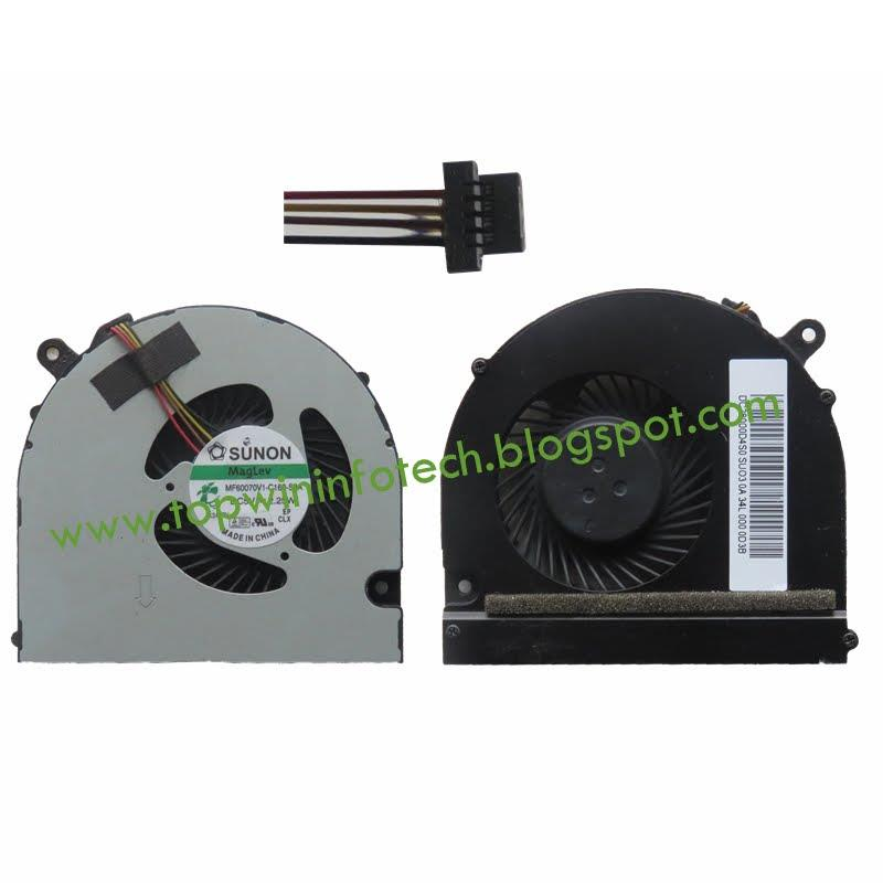 ACER R7 R7-571-53338G75ass R7-571G R7-572 COOLING FAN