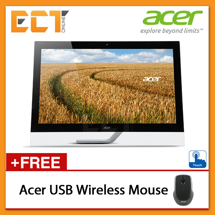 Acer T272HL 27' FHD (1920x1080) 5MS 60Hz LED Touch Monitor