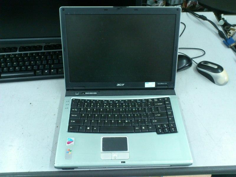 Acer TravelMate 3210 Notebook Spare Parts 120813