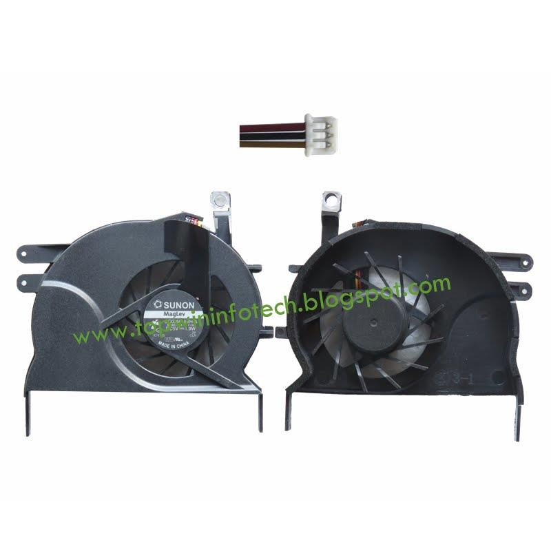 ACER TravelMate 3272 3273 3274 TM 3270 COOLING FAN
